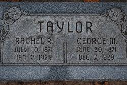 George W Taylor