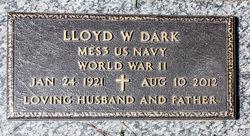 Lloyd W Dark