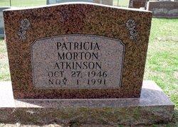 Patricia <i>Morton</i> Atkinson