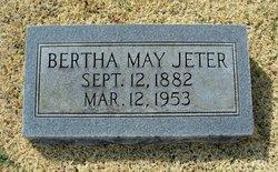 Bertha Mae <i>Davidson</i> Jeter