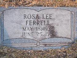 Rosa Lee Ferrell