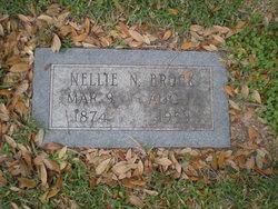 Nellie Naomi <i>Massey</i> Brock