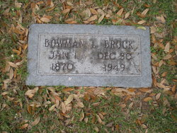 Bowman Lloyd Brock