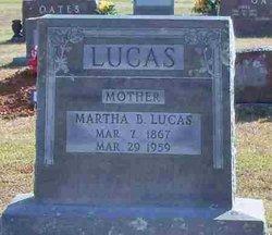 Martha B Lucas