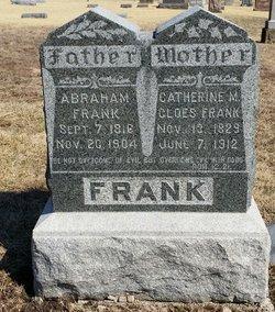 Catherine <i>Cloes</i> Frank