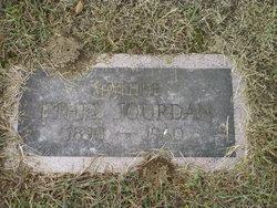 Ethel <i>Jourdan</i> Clark