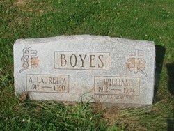 Lauretta Boyes