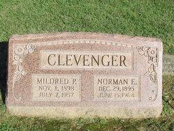 Mildred P <i>Deischer</i> Clevenger