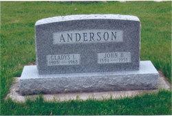 Gladys Leota <i>Redding</i> Anderson