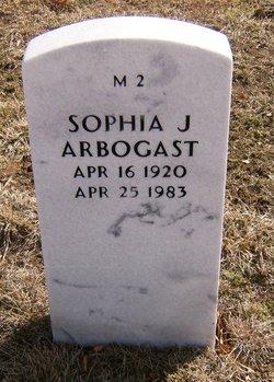 Sophia J Arbogast