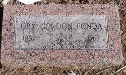 Ory Gordon Fonda
