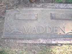 Fred Webster Madden