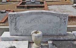 Lottie <i>King</i> Alexander