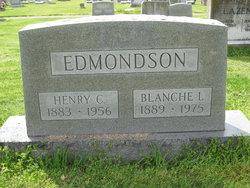 Blanche Elizabeth <i>Lazenby</i> Edmondson