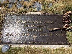 Jonathan Kaleolani Aina