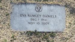 Eva <i>Rumley</i> Daniels
