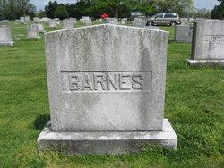 Robert William Barnes