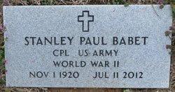 Stanley Paul Babet