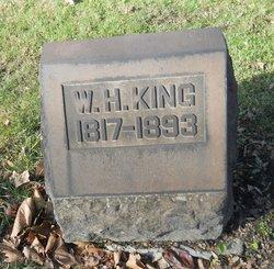 William H King