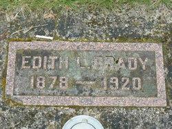 Edith Louise Brady