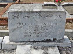 Johnnie Cornelius Alexander, Jr