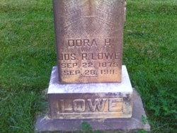 Dora <i>Hubbard</i> Lowe