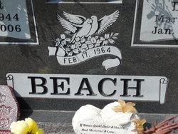 Shirley A. <i>Davis</i> Beach
