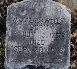 W J Blackwell