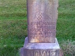 Leah Maud <i>Morgan</i> Lowe