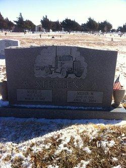 Melvin Watson Bud Stephens