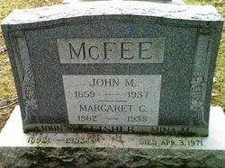 Margaret <i>Galbraith</i> McFee