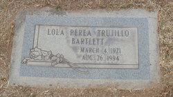 Lola Perea <i>Trujillo</i> Bartlett