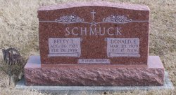 Pvt Betty Irene <i>Shambaugh</i> Schmuck