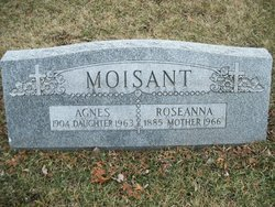 Agnes Moisant