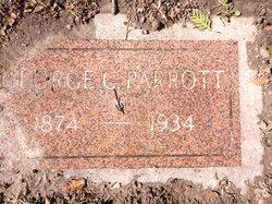 George Clarence Parrott