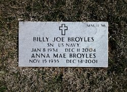 Billy Joe Broyles