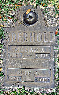 William Joseph Joe Aderhold