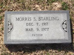 Morris S Starling