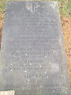 Charles Stebbins Fairchild