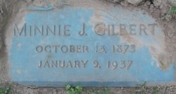 Minnie J. Gilbert