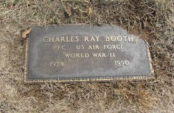 Charles Ray Booth