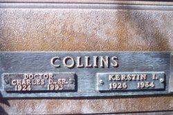 Dr Charles D Collins, Sr