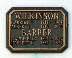 Herbert K Barber