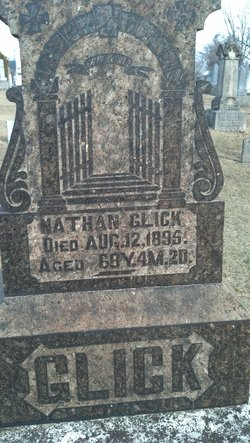 Nathan Hale Glick
