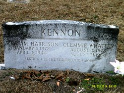 Clemmie <i>Whatley</i> Kennon