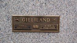 Mary Ann Gilliland