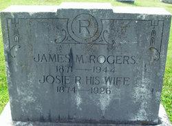 Josie Rachel <i>Truax</i> Rogers