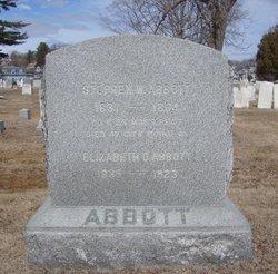 Stephen Woodberry Abbott