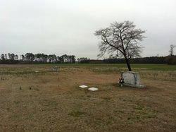 Albert Alphin Family Cemetery