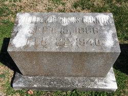 William Perkins Cannon